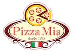 Logotipo Pizza Mia