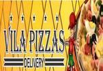 Logotipo Pizzas da Vila