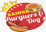 Logotipo Rainha Burguers e Dog's
