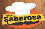 Logotipo Disk Saboroso