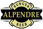 Logotipo Alpendre Burger e Beer