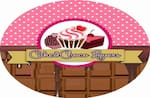Logotipo Cake & Chocolovers