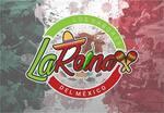 Logotipo La Reina los Sabores del Mexico