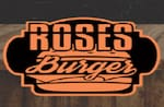 Logotipo Roses Burger