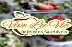 Logotipo Vive la Vie Refeições Saudáveis