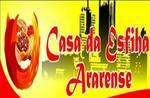 Logotipo Casa da Esfiha Ararense