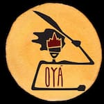 Logotipo Café Oyá
