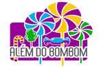 Logotipo Além do Bombom