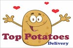 Logotipo Top Potatoes