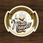 Logotipo Cafeteria Della Nonna