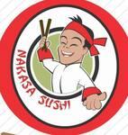 Logotipo Nakasa Sushi - Xico Churros