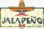 Logotipo Jalapeño Food Trailer