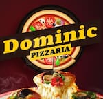 Logotipo Dominic Pizzas