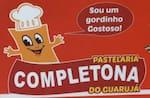 Logotipo Pastelaria Completona