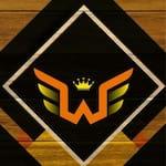 Logotipo W-Wings Genaro García