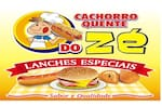Logotipo Cachorro Quente do Zé