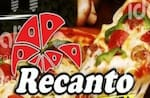 Logotipo Recanto da Pizza