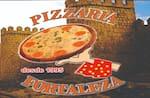 Logotipo Pizzaria Fortaleza