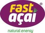 Logotipo Fast Açaí - Bougainville