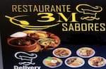 3m Restaurante Sabores