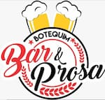 Logotipo Botequim Bar & Prosa