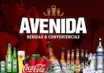 Logotipo Avenida Bebidas e Conveniência
