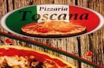 Logotipo Pizzaria Toscana