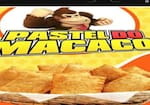 Logotipo Pastel do Macaco