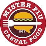 Logotipo Mister Piu Delivery