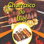 Logotipo Churrasco do Biel