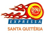 Logotipo Dina Pizza - Sta Quitéria