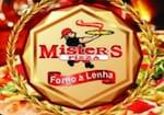 Logotipo Mister's Pizza