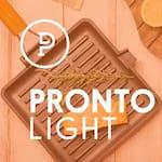Logotipo Pronto Light -  Leve, Saudável & Pronto
