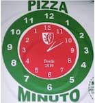 Logotipo Pizza Minuto