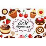 Logotipo Grão Espresso