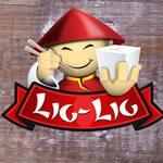 Logotipo Lig-lig Campinas