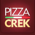 Logotipo Pizza Crek - Sjc