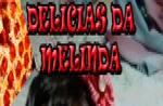 Logotipo Delicias da Melinda