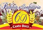 Logotipo Festa em Casa Canto Doce