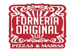 Logotipo Forneria Original Jardim Oceânico