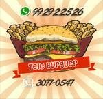 Logotipo Teleburguer