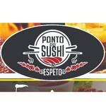 Logotipo Ponto do Sushi e Espeto