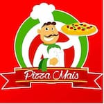 Logotipo Pizza Mais Caçapava
