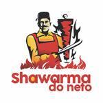 Logotipo Shawarma do Neto