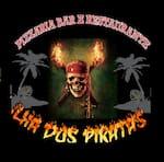 Logotipo Pizzaria Ilha dos Piratas