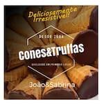 Cones & Truffas Joao & Sabrina