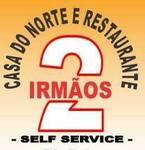 Logotipo Casa do Norte - Restaurante Dois Irmãos