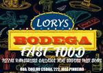 Logotipo Lorys Bodega