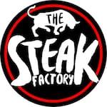 Logotipo The Steak Factory  - Parque da Cidade