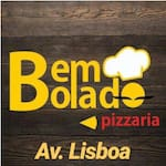 Logotipo Bembolado Pizzaria
